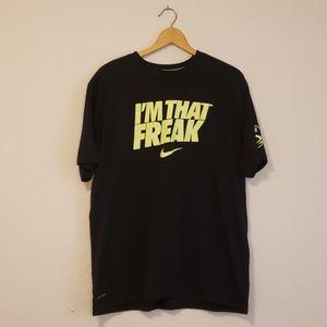 Nike Dri-Fit I'm That Freak Tshirt